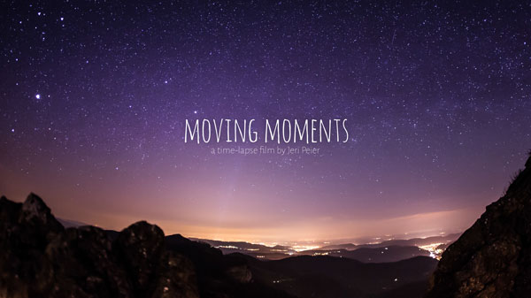 Moving Moments Photobook